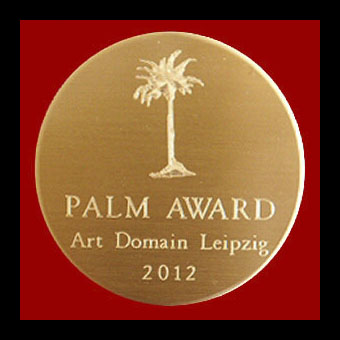 Palm Art Award 2012-R. Geoffrey Blackburn