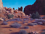 R. Geoffrey Blackburn Arches Park paintings 4