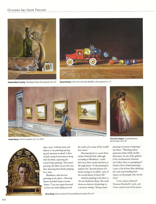 R. Geoffrey Blackburn Western Art Collector oct-2013