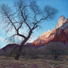 "R. Geoffrey Blackburn""Zion Dawn""oil painting index"