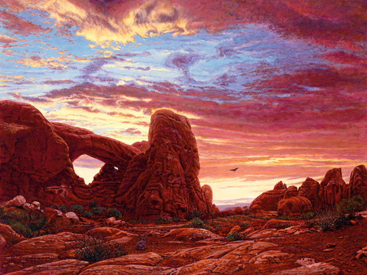 R. Geoffrey Blackburn Red Dawn