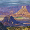 "R. Geoffrey Blackburn""Round Mountain"" oil painting index"