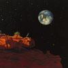 R. Geoffrey Blackburn Homesick Miners-Space Paintings 2