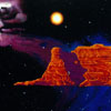 R. Geoffrey Blackburn High Energy Miners-Space Paintings 4